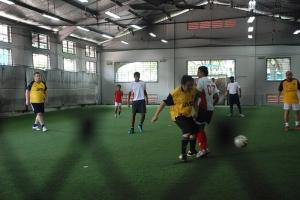 Futsal VS POA