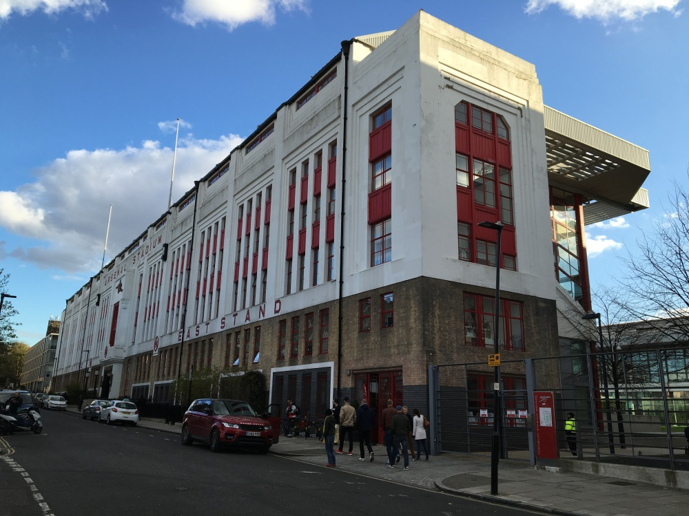 Highbury East Stand